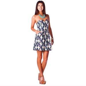 Francesca's Collections Dresses - Strapless Cocktail Dress